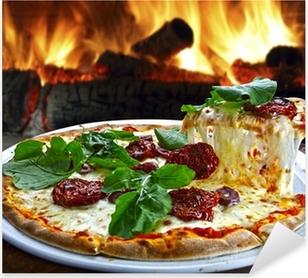Pixerstick Sticker Pizza