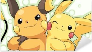 Pokémon Pixerstick Sticker