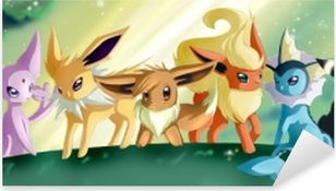 Sticker Pixerstick Pokémon