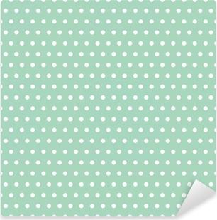 Pixerstick Sticker Polka dot