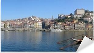 Sticker Pixerstick Porto