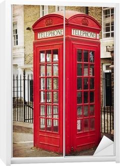 Tableau Sur Toile Cabine Téléphonique Anglaise U2022 Pixers®   Nous Vivons Pour  Changer
