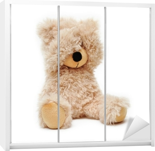 Sticker pour armoire Teddy trauriger