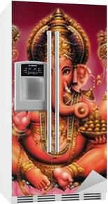 Sticker pour frigo Ganesh