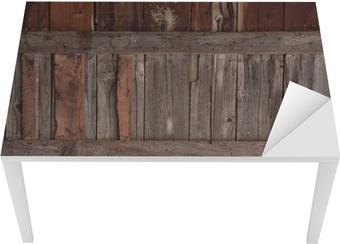 Tableau sur toile bois patiné de lancien mur de la grange u2022 pixers