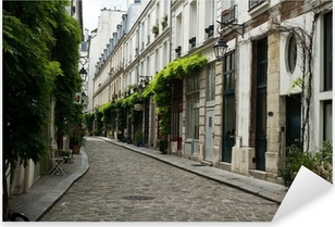 ruelle parisienne Pixerstick Sticker