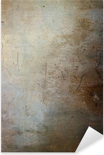Rust backgrounds Pixerstick Sticker