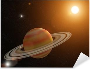 Pixerstick Sticker Saturnus