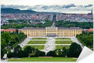 Sticker Pixerstick Schonnbrunn palais à Vienne