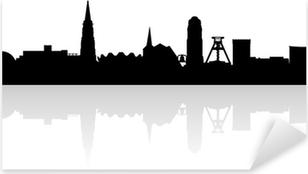 Skyline Von Bochum