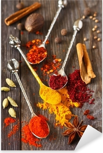 Pixerstick Sticker Spices