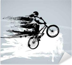Pixerstick Sticker Sport vector illustratie