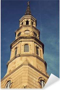St. Philip's Episcopal Church Pixerstick Sticker