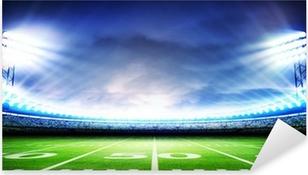 Pixerstick Sticker Stadion amerikaanse