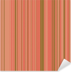 striped wallpaper Pixerstick Sticker