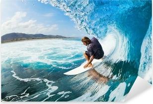 Pixerstick Sticker Surfen
