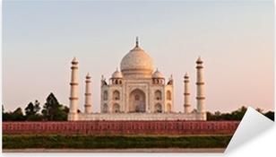 Taj Mahal, Agra Pixerstick Sticker