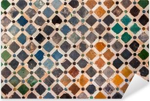 Tegel Decoratie Stickers : Stickers alhambra u2022 pixers® we leven om te veranderen