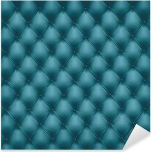 Texture capitonnée Pixerstick Sticker