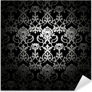 stickers geometrique noir et blanc pixers nous vivons pour changer. Black Bedroom Furniture Sets. Home Design Ideas