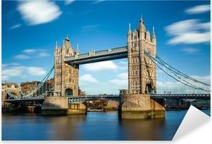Tower Bridge Londres Angleterre Pixerstick Sticker