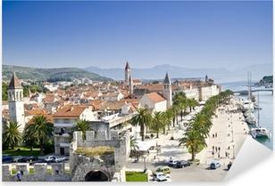 Trogir Croatia Pixerstick Sticker