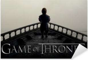 Tyrion Lannister Pixerstick Sticker