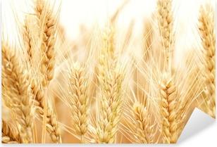 Wheat Pixerstick Sticker
