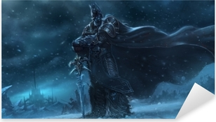 Sticker Pixerstick World of Warcraft