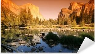 Pixerstick Sticker Yosemite National Park
