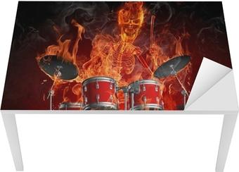 Drummer Table & Desk Veneer