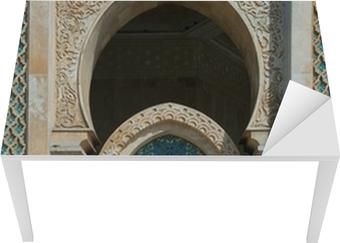 Mezquita Hassan II, Casablanca, Marruecos Table & Desk Veneer
