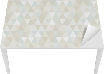 Seamless Triangle Pattern, Background, Texture Table & Desk Veneer