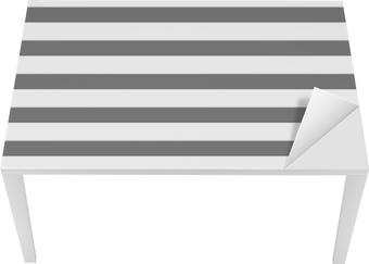 White and gray striped Table & Desk Veneer