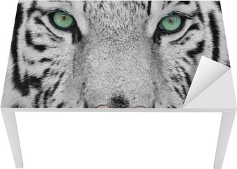 white tiger Table & Desk Veneer