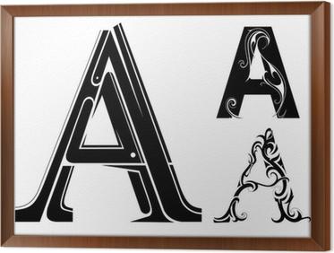 Sticker Forme Decorative De Lettre Pixers Nous Vivons Pour Changer