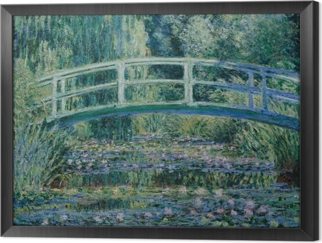 Tableau encadré Claude Monet - Nymphéas - Reproductions