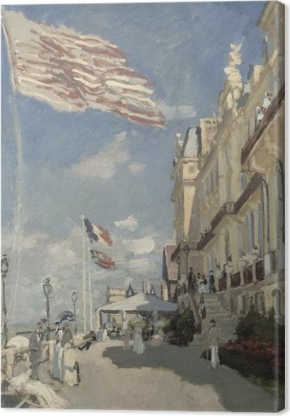 Tableaux premium Claude Monet - Hôtel des Roches Noires - Reproductions
