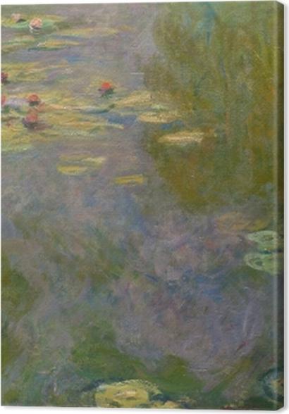 Tableaux premium Claude Monet - L'étang de nénuphar - Reproductions
