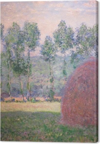 Tableaux premium Claude Monet - Meule à Giverny - Reproductions