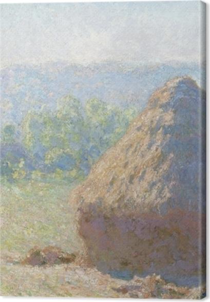 Tableaux premium Claude Monet - Meule - Reproductions