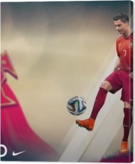 Tableaux premium Cristiano Ronaldo
