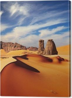 Tableaux premium Désert du Sahara, Algérie