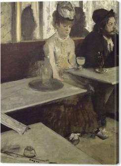 Tableaux premium Edgar Degas - L'Absinthe