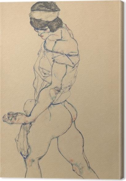 Tableaux premium Egon Schiele - Le Pacer - Reproductions