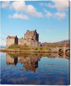 Tableaux premium Eilean Donan Castle, Highlands, en Ecosse
