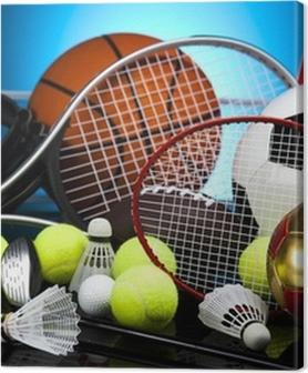 Tableaux premium Équipement de sport Assorted