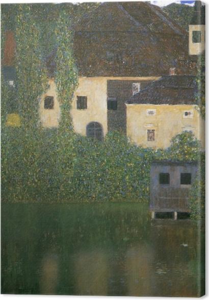 Tableaux premium Gustav Klimt - Château Kammer sur le lac Atter - Reproductions