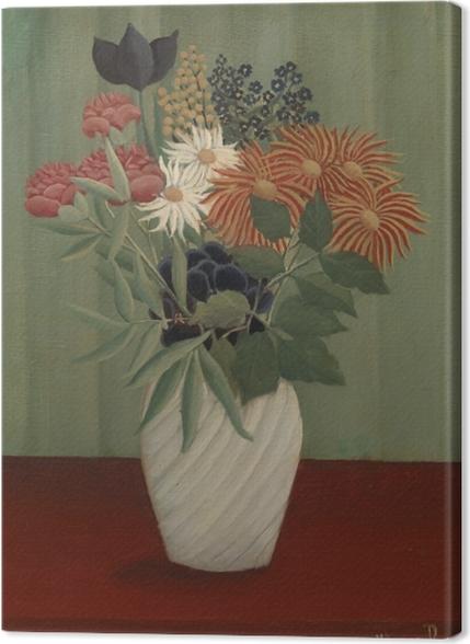 Tableaux premium Henri Rousseau - Bouquet de fleurs - Reproductions