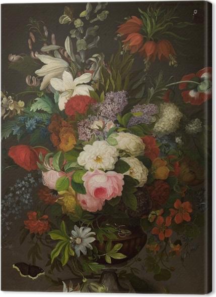 Tableaux premium Henryka Beyer - Fleurs - Reproductions